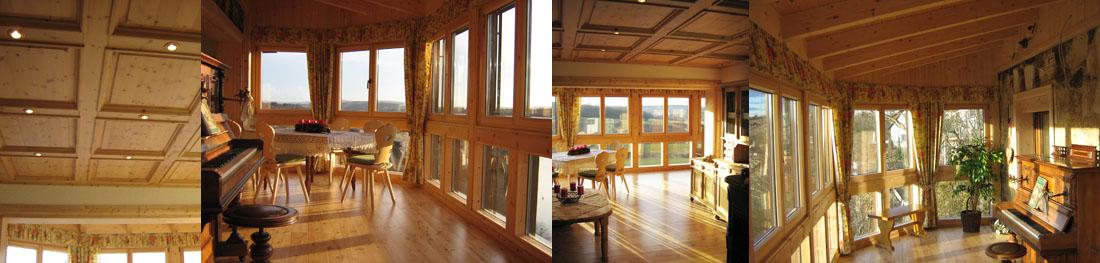 Wulf Systeme Alu Glas Holz Angebot Innenausbau